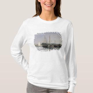 T-shirt Embarcations de plaisance de Claude Monet |,