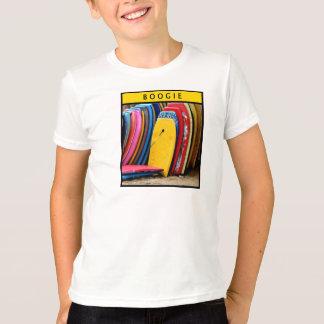 T-shirt Embarquement de Sport-Boogie