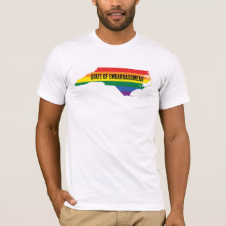 T-shirt Embarras de la Caroline du Nord HB2