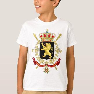T-shirt Emblème belge - manteau des bras de la Belgique
