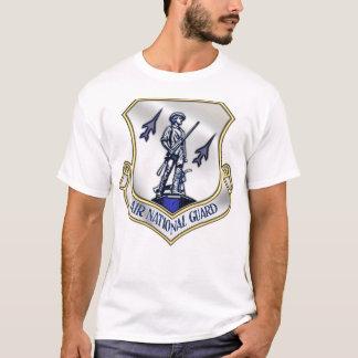 T-shirt Emblème de garde nationale d'air (avant)