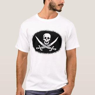 T-shirt Emblème de Jack de calicot
