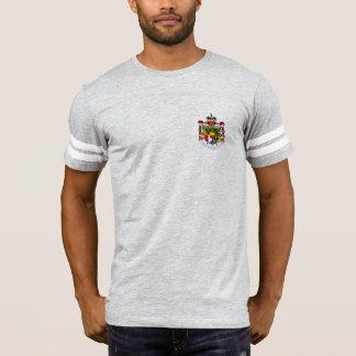 T-shirt emblème de la Liechtenstein