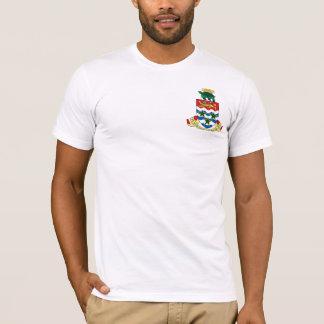 T-shirt emblème des Îles Caïman