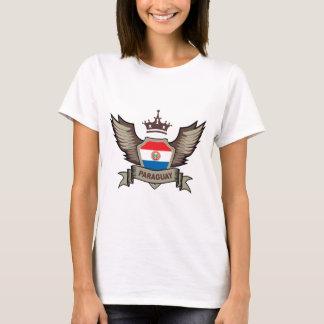 T-shirt Emblème du Paraguay
