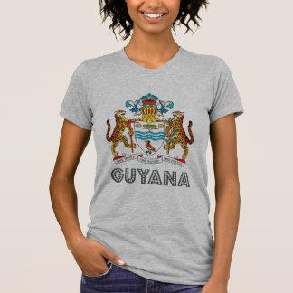 T-shirt Emblème guyanais