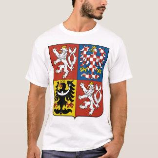 T-shirt emblème tchèque