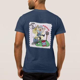 """T-shirt """"Emboutissez la faim"""" Frederick, DM"""