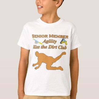 T-shirt Embrassez le SR de club de saleté