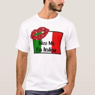 T-shirt Embrassez-moi