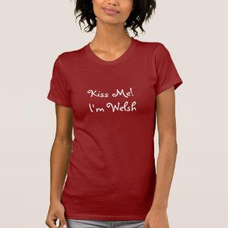 T-shirt Embrassez-moi ! Je suis Gallois