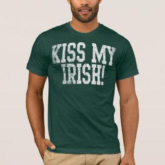 T-shirt Embrassez mon irlandais