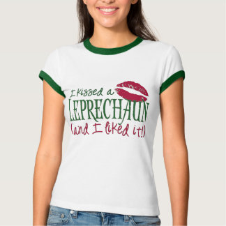 T-shirt Embrassez un lutin