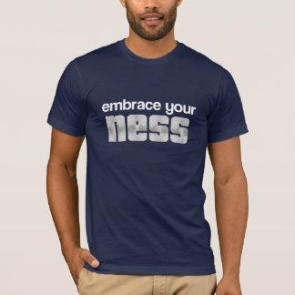 T-shirt Embrassez vos chemises de NESS