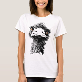 T-shirt Émeu