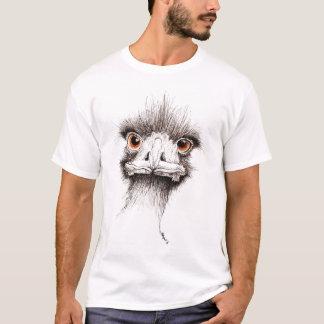 T-shirt Émeu par Inkspot