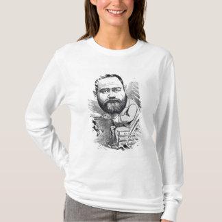 T-shirt Emile Zola en tant que naturaliste, de 'L'Eclipse