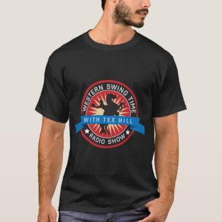 T-shirt Émission de radio occidentale de temps