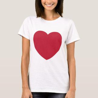 T-shirt Emoji Heart Love