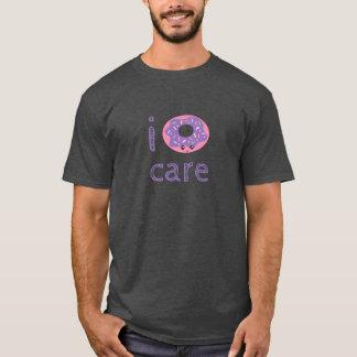 T-shirt Emoji mignon d'humour de calembour de beignet de