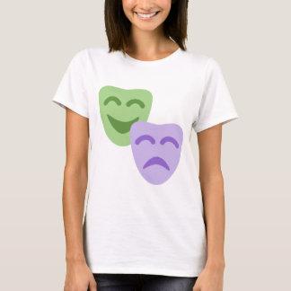 T-shirt Emoji Twitter - Drama Theater