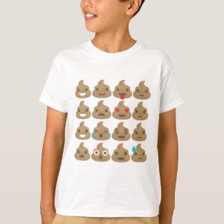 T-shirt emojis de dunette