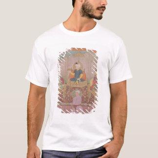 T-shirt Empereur Babur de Mughal et son fils, Humayan