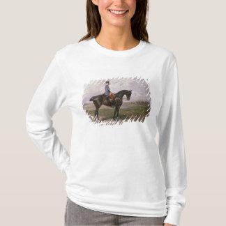 T-shirt Empereur Franz Joseph I sur son cheval autrichien