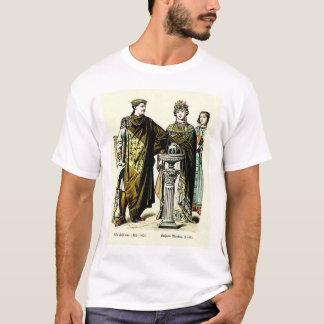 T-shirt Empereur Justinian et impératrice Théodora