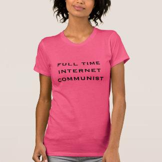 T-shirt emploi à plein temps