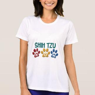 T-shirt Empreinte de patte 1 de maman de SHIH TZU