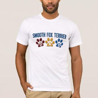 T-shirt Empreinte de patte DOUX 1 de papa de TERRIER de