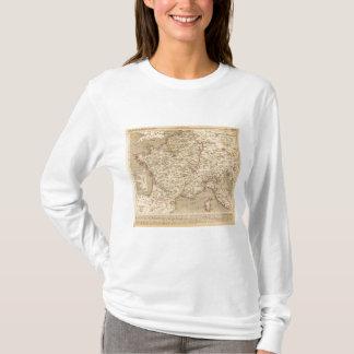 T-shirt En 1809 de d'Italie d'empire Francais et de