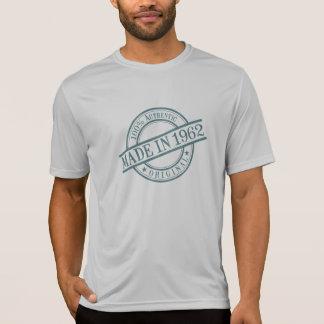 T-shirt En 1962 logo circulaire fait de style de tampon en