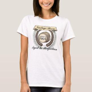 T-shirt En 1964 Brew vintage soutenu, cinquantième cadeau