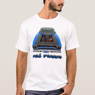 T-shirt En 1970 Road Runner Blue