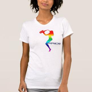T-shirt En accord avec la fierté