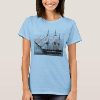 T-shirt en bois