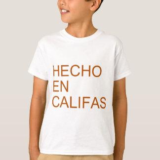 T-shirt En Califas de Hecho