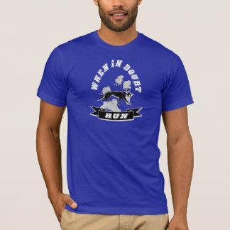 T-shirt En cas de doute, course