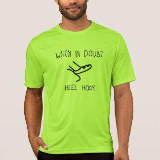 T-shirt En cas de doute crochet de talon