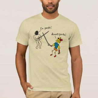 T-shirt En Garde ! Avant-garde !