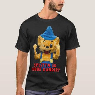 T-shirt En gubbe dunder - Mönster fram