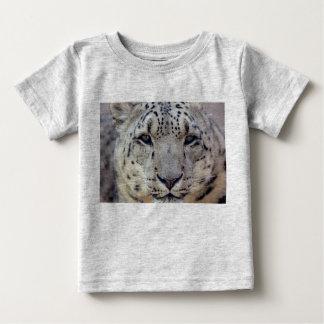 T-shirt en jersey fin, Gris: tigre blanc