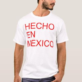 T-SHIRT EN MEXIQUE DE HECHO