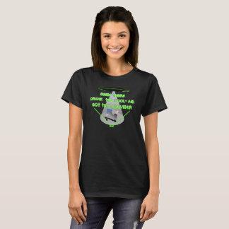 T-shirt Enceinte par des aliens
