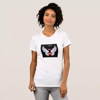 T-shirt Encolure ras du cou alternative de l'habillement