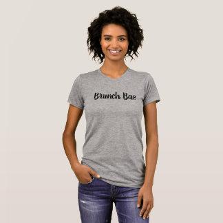T-shirt Encolure ras du cou de Bae de brunch