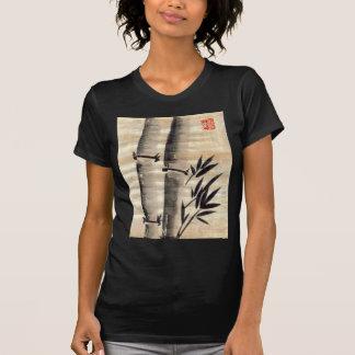 T-shirt Encre en bambou sur l'art de papyrus