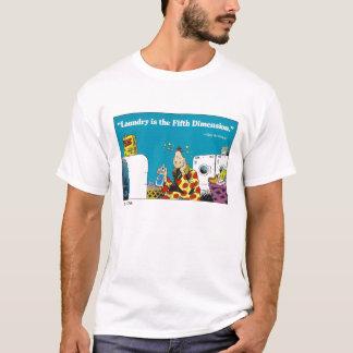 T-shirt Énergique et le mystère de la blanchisserie